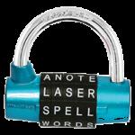 Word Combination Lock